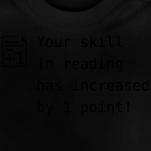Your skill in reading T-Shirts - Baby T-Shirt