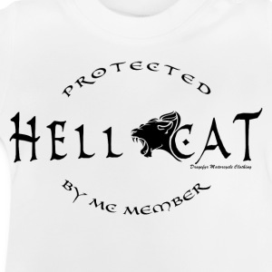 Girl protected by MC (Black) T-Shirts - Baby T-Shirt