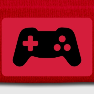 Gamepad, Controller, Gamer Polo Shirts - Winter Hat