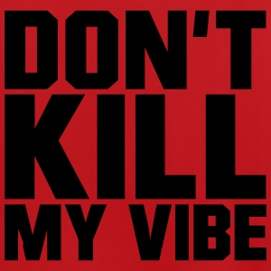 Don't Kill My Vibe Bags & Backpacks - Men's Football Jersey