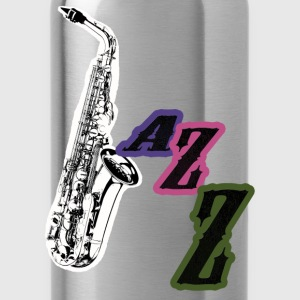 Jazz T-Shirts - Water Bottle