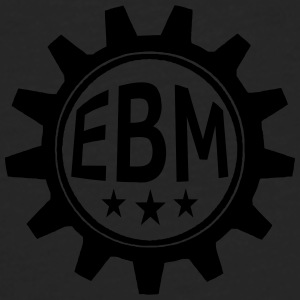 EBM GEAR VECTOR Caps & Hats - Men's Premium Longsleeve Shirt