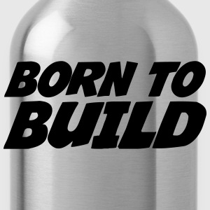 Born to Build Tee shirts - Gourde
