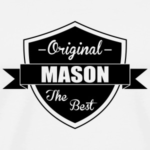 Mason Caps & Hats - Men's Premium T-Shirt