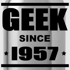 Geek since 1957 - Gourde