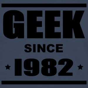 Geek since 1982 - Men's Premium Longsleeve Shirt