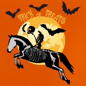 Trick or Treats - Halloween Pferd T-Shirts - Baby T-Shirt