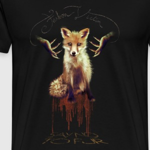 Anti Fur - T-shirt Premium Homme