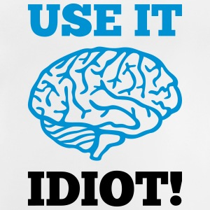 Idiot Brain T-shirts - Baby T-shirt