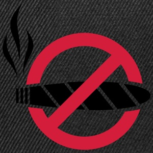 No Smoking Hoodies & Sweatshirts - Snapback Cap
