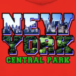 new york central park Tee shirts - Pull à capuche Premium Enfant