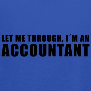 accountant T-Shirts - Frauen Tank Top von Bella