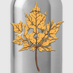 Navy Dead Leaf T-shirts - Drinkfles