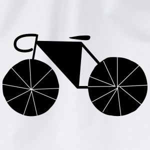 fiets T-shirts - Gymtas