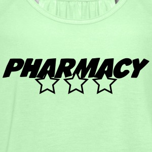 Pharmacy T-shirts - Vrouwen tank top van Bella