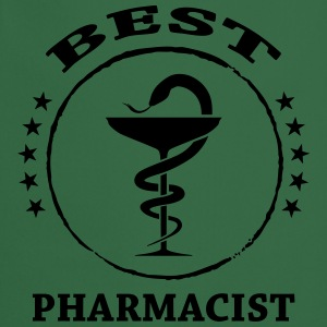 Best Pharmacist T-shirts - Keukenschort