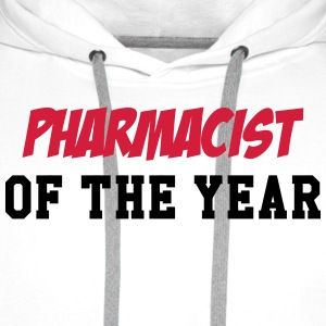 Pharmacist of the year ! T-shirts - Premiumluvtröja herr