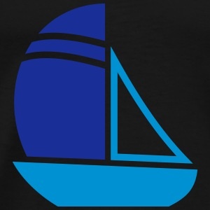 Sailboat Tops - Men's Premium T-Shirt