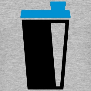 Protein shaker Gensere - Slim Fit T-skjorte for menn
