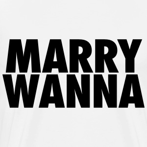 Marrywanna Hoodies & Sweatshirts - Men's Premium T-Shirt