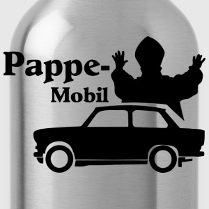 Trabant 601 Pappe-Mobil Trabi - Trinkflasche