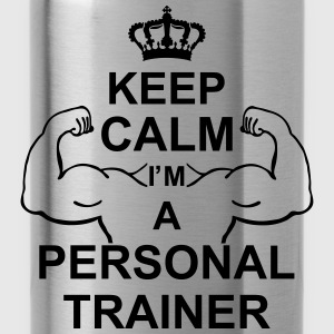 keep_calm_im_a_personal_trainer_g1 Top - Borraccia