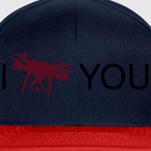 I Drone you T-Shirts - Snapback Cap