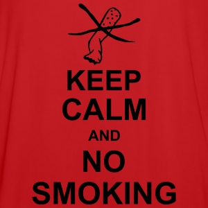 keep_calm_and_no_smoking_g1 Sweaters - Mannen voetbal shirt
