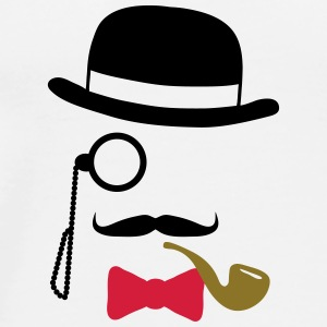 Like A Sir Mugs & Drinkware - Men's Premium T-Shirt