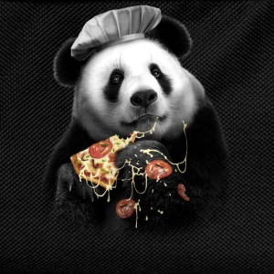 PANDA LOVES PIZZA - Kids' Backpack