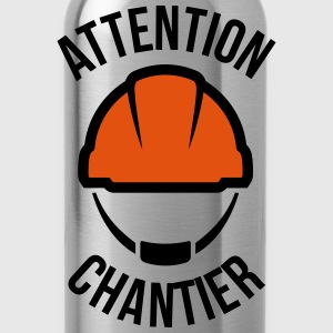 Attention Chantier Tee shirts - Gourde