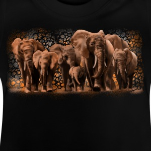 elephants Shirts - Baby T-Shirt