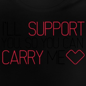 Support & Carry (LoL) Tee shirts - T-shirt Bébé