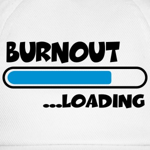 Burnout loading T-shirts - Baseballcap
