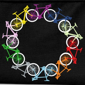 Circle of bikes T-Shirts - Kids' Backpack