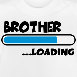 Brother loading Camisetas - Camiseta bebé