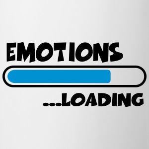 Emotions loading T-Shirts - Mug
