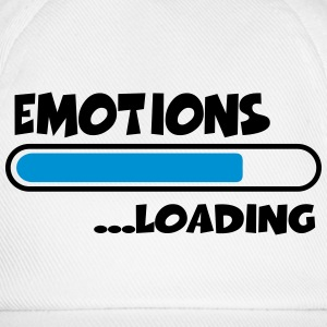 Emotions loading T-shirts - Baseballcap