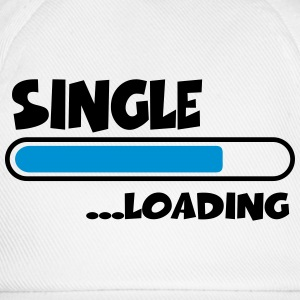 Single loading T-shirts - Baseballcap