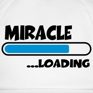 Miracle loading T-shirts - Baseballcap