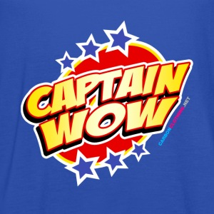 Captain Wow - Women's Tank Top by Bella