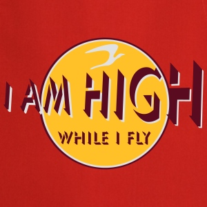 i am high x_vec_3 fr Tee shirts - Tablier de cuisine