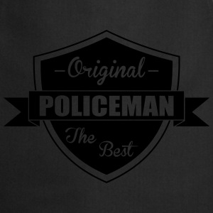 Policeman T-Shirts - Cooking Apron