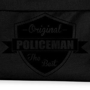 Policeman T-Shirts - Kids' Backpack