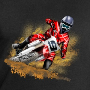 Motocross Manches longues - Sweat-shirt Homme Stanley & Stella