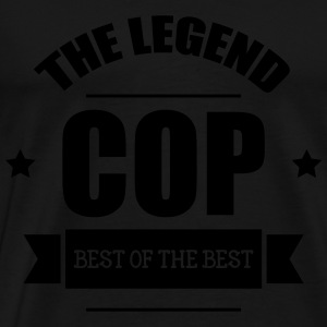 Police Hoodies - Men's Premium T-Shirt