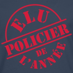Police Tabliers - T-shirt manches longues Premium Homme