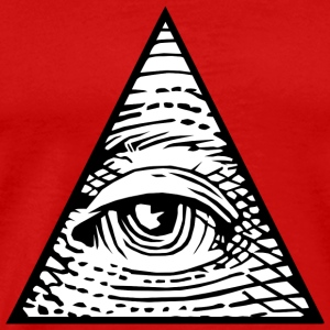 Eye of Providence Tops - Men's Premium T-Shirt