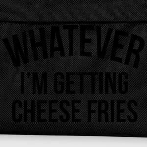 Whatever i'm getting cheese fries T-shirts - Rugzak voor kinderen