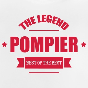 Pompier The Legend Tee shirts - T-shirt Bébé
